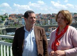 Os vereadores da CDU nas Câmaras do Porto e Gaia encontraram-se, no passado dia 11 de Maio, a meio da Ponte do Infante para exigir que os presidentes das duas […]