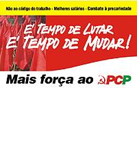 """A Campanha Nacional do PCP contra as alterações ao código do trabalho, a precariedade e pelo aumento dos salários que foi lançada na Festa do """"Avante!"""" e que se prolongará […]"""