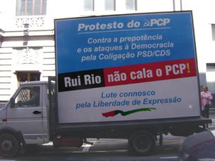 Texto integral da intervenção da CDU na Assembleia Municipal do Porto sobre questões relacionadas com o Regulamento Municipal de Propaganda e a situação dos trabalhadores municipais.