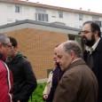 Vereador da CDU, Pedro Carvalho, visita Bairro de Francos