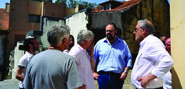 No dia 30 de Junho, Pedro Carvalho, Vereador e candidato a Presidente da Câmara Municipal do Porto, liderou uma delegação da CDU numa visita ao Bairro da Associação de Moradores […]