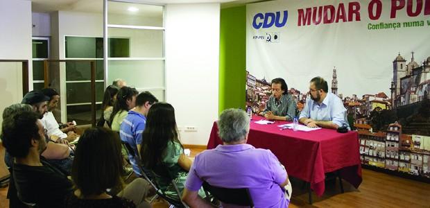 A candidatura da CDU defende uma política ambiental integrada para a cidade do Porto. As questões ambientais devem ser transversais às restantes políticas municipais e devem estar no cerne do […]