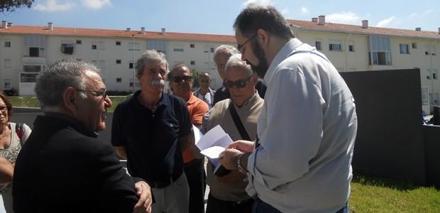 O vereador da Câmara Municipal do Porto Pedro Carvalho, acompanhado de outros eleitos da CDU na Assembleia Municipal e na Assembleia de Freguesia visitou, no passado dia 5de Agosto, […]