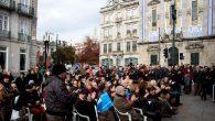 A CDU – Coligação Democrática / Cidade do Porto realizou, quarta-feira, dia 30 de Novembro, uma Acão em Defesa da Estação de S. Bento, em frente a este símbolo icónico […]