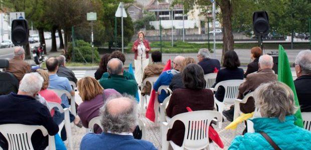 A candidata da CDU à presidência da Câmara do Porto, Ilda Figueiredo, participou no dia 13 de Abril numa sessão sobre o anunciado prolongamento do Metro do Porto. Recentemente o […]