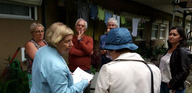 Ilda Figueiredo, candidata da CDU à presidência da Câmara do Porto, deslocou-se ao Bairro dos CTT, em Ramalde, para contactar com os moradores que ainda resistem e denúnciar a demora […]