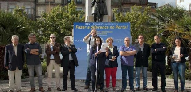 No dia 29 de Junho decorreu na Praça Carlos Alberto, a apresentação dos candidatos da CDU às presidências das Juntas de Freguesia da cidade e do Mandatário Concelhio do Porto. […]