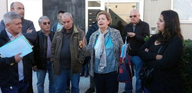A Vereadora Ilda Figueiredo, acompanhada por Oliveira Alves, membro da Assembleia de Freguesia de Lordelo do Ouro e Massarelos, visitou o Bairro Bessa Leite e reuniu com as associações de […]