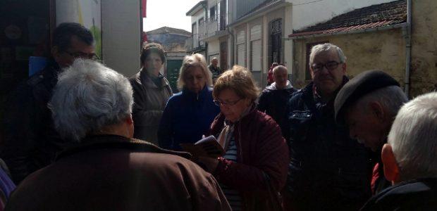 Uma delegação da CDU, com a presença da vereadora Ilda Figueiredo, visitou hoje, 7 de Abril, a zona de Azevedo de Campanhã. Pode constatar-se durante a visita a forte indignação […]