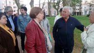 A Vereadora da CDU Ilda Figueiredo, visitou a Praça da Corujeira este domingo, juntamente com os eleitos da freguesia. Neste percurso pelo jardim foi possível verificar o lixo e o […]