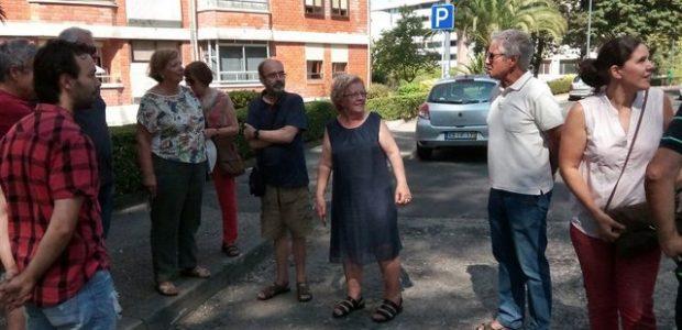 A Vereadora da CDU Ilda Figueiredo, acompanhada de outros eleitos da CDU na assembleia municipal e na freguesia de Lordelo do Ouro, numa visita recente ao Bairro da Pasteleira, constataram […]